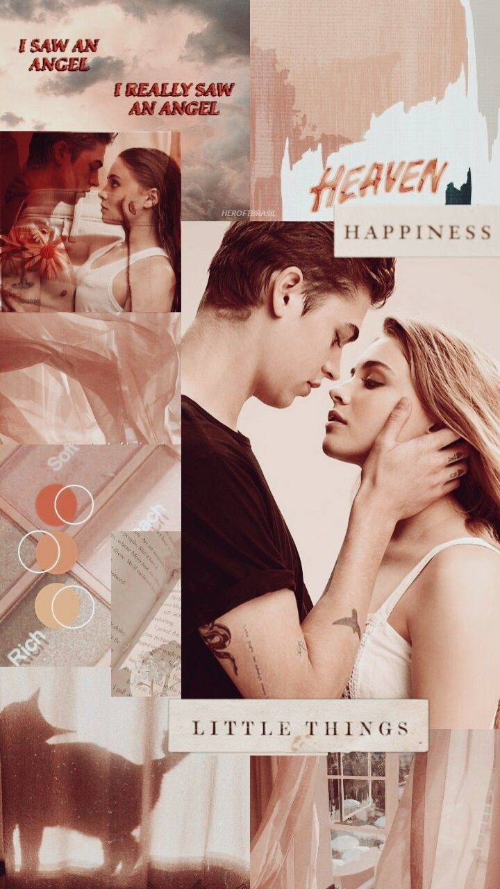Pin By Ericka Kulenich On Hardin And Tessa Film Background Video Romance Movie Collage