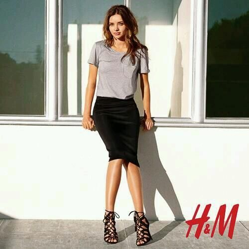 Miranda Kerr (@Miranda Marrs Marrs Marrs Kerr) for H&M (Collection 2014)