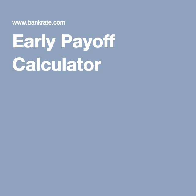 Credit Card Payoff Calculator for Payment or Months to Reach Goal - early mortgage payoff calculator spreadsheet
