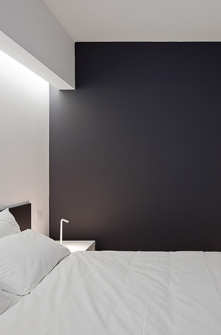 Bedroom bed 39 n design hotel in italy by giuseppe merendino for Chambre flat design