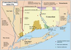 Connecticut Colony - Wikipedia, the free encyclopedia