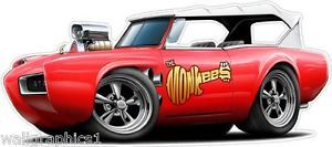 Cartoon Classic Cars | eBay