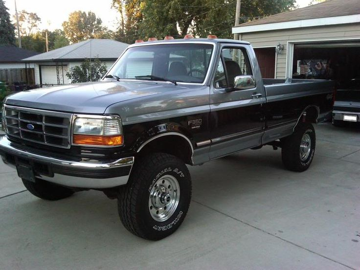 Regular cab OBS pics! - Page 8 - PowerStrokeNation : Ford Powerstroke Diesel Forum