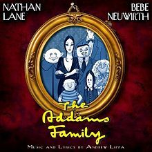 The Addams Family (musical) - A group of writer friends and I went to this at a Romance Writers of America conference in NYC. Brooke Shields was Morticia. Really fun and nostalgic.