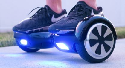 Tips on buying a hoverboard that won't catch fire