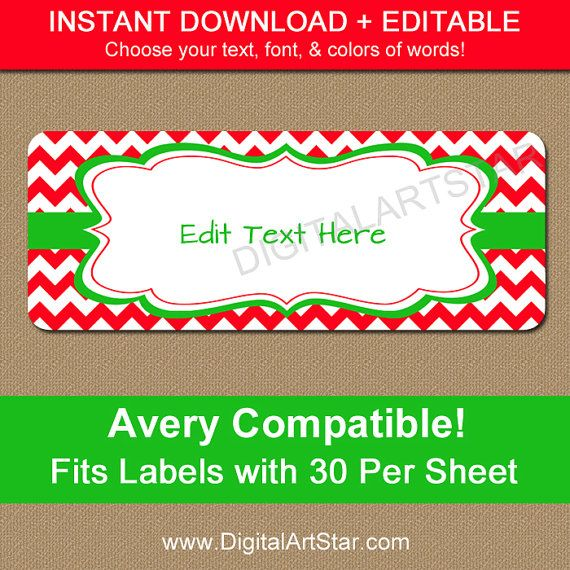51 best Avery Label Templates images on Pinterest Cards, Blank - mailing address labels template