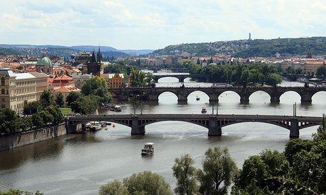 Prague Parks