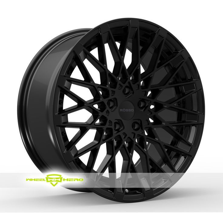 Rosso Skism Black Wheels For Sale & Rosso Skism Rims And Tires