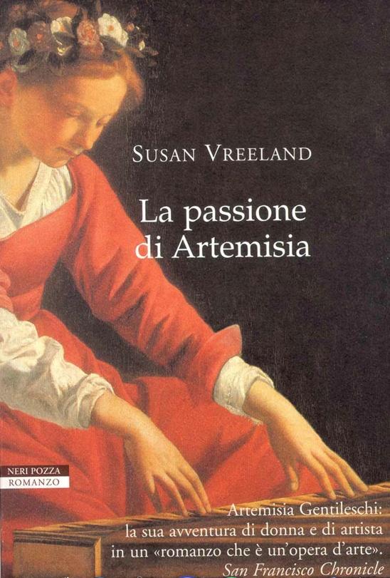 """""""La passione di Artemisia"""" Susan Vreeland"""
