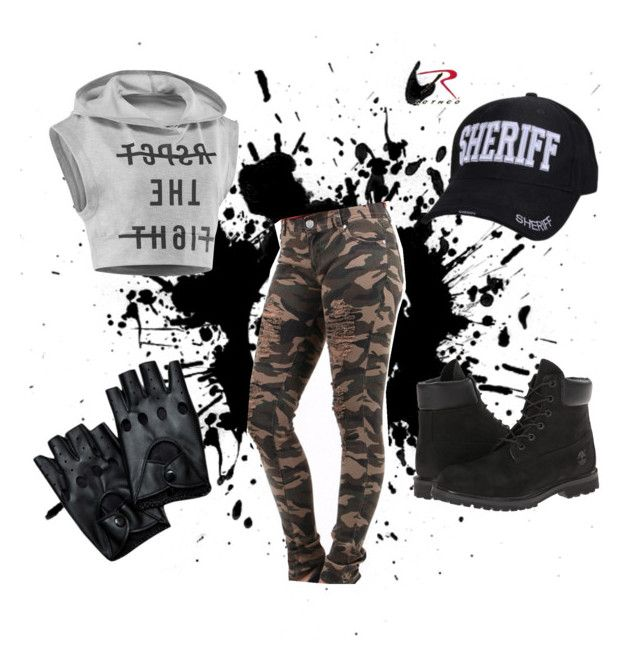Respect by marieck-1 on Polyvore featuring polyvore, mode, style, Reebok, Timberland and Rothco