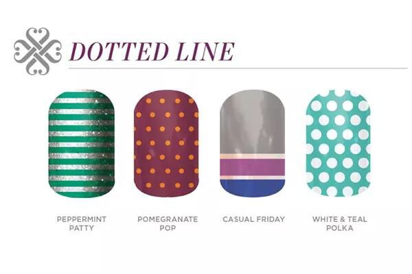 New Dotted Line Fall/Winter 2014- To shop/order, please go to: http://kelseyjooie.jamberrynails.net Wanting a FREE sample, email me at kelseyjooie@gmail.com