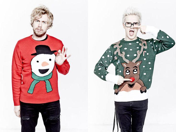 McBusted #ChristmasEdition #4