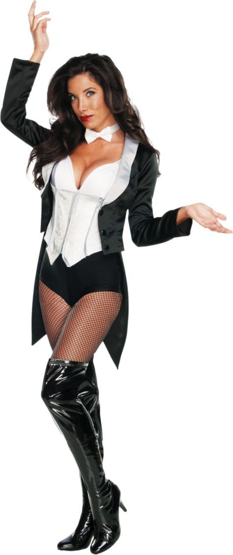 Adult Sexy Zatanna Costume - Party City Where was this when I dressed up as Zatanna a few years ago?!?