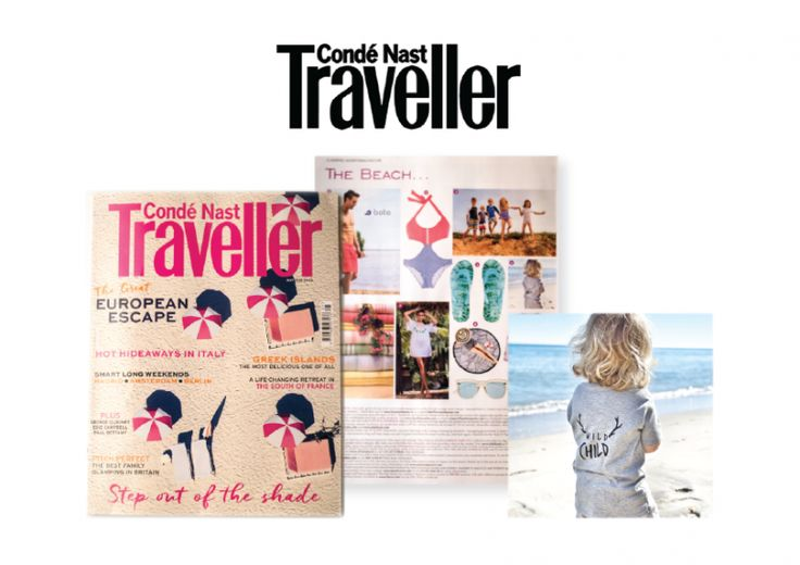 As seen in Conde Nast Traveller Magazine | May 2016 Edition