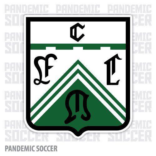 Club Ferro Carril Oeste Argentina Vinyl Sticker Decal Calcomania