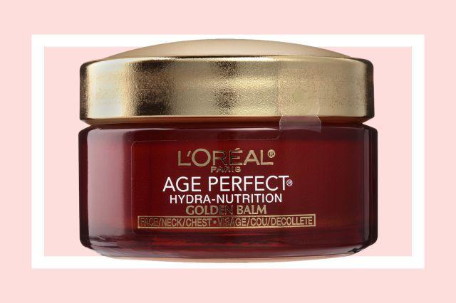 L'Oreal Paris Age Perfect Hydra-Nutrition Golden Balm Face Neck & Chest -neck cream