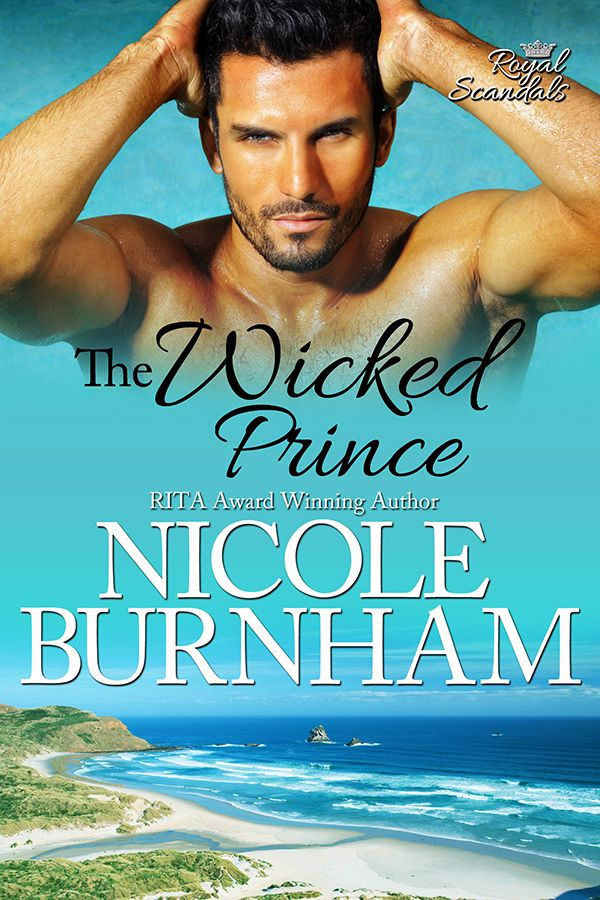 Cover for The Wicked Prince, Royal Scandals #5.