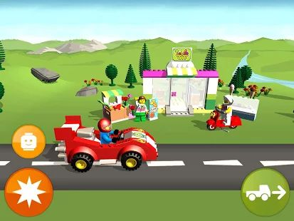 LEGO® Juniors Create & Cruise- miniatura screenshot