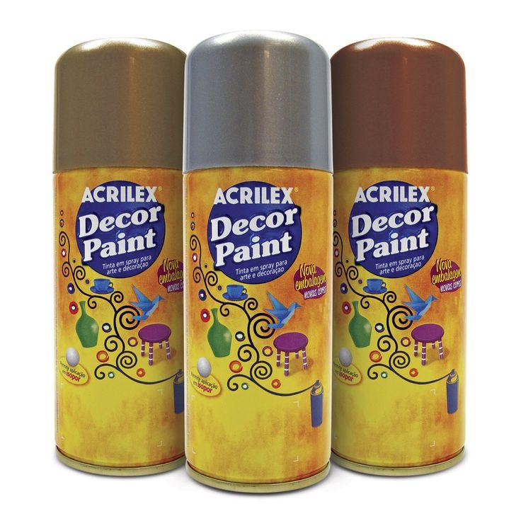 17 melhores ideias sobre pintura em spray no pinterest - Pintura en spray para plastico ...
