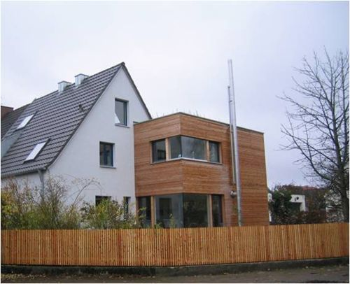 Image result for haus anbau