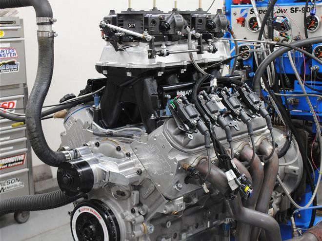 This LS Destroker Uses Factory Parts, Makes 607 hp, and Spins to