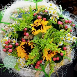 FlowWow! - Весенний бум - цветы от всех флористов твоего города