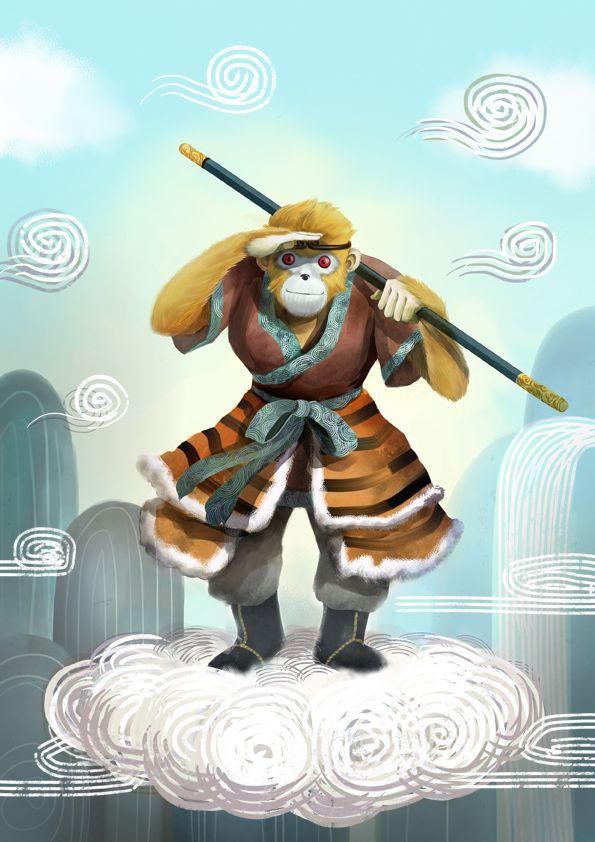son...monkey king