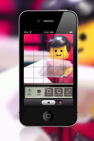 Stop Motion Studio tool allows students to create and recreate concepts in visual form.