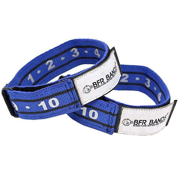Occlusion Training Bands Blood Flow Restriction Bands Give Lean /& Muscle Growth