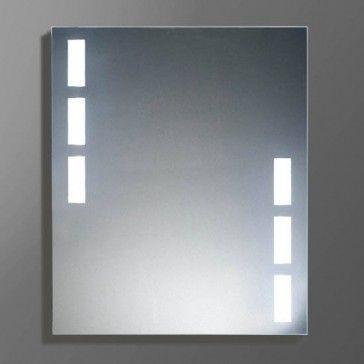 Espejo ba o con luz e44 asilux espejos de ba o con luz pinterest - Espejos retroiluminados bano ...