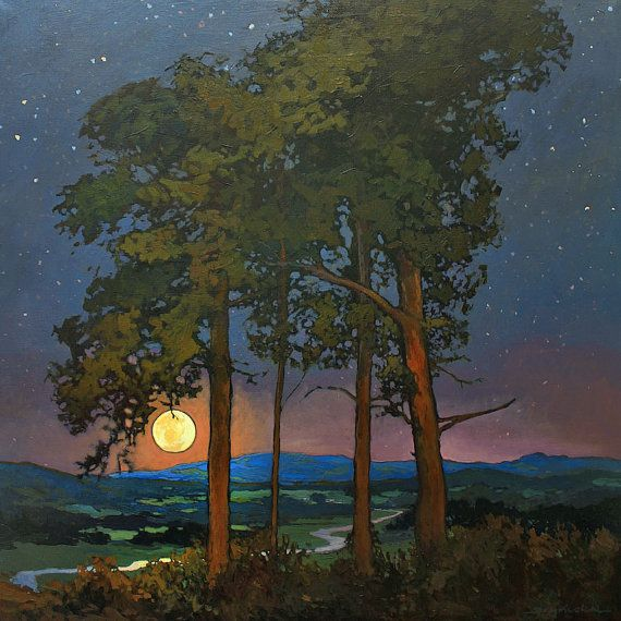 Evening Summer Breeze Arts and Crafts CRAFTSMAN by gallery28