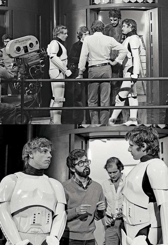Making Star Wars https://www.facebook.com/itsmarkhamill