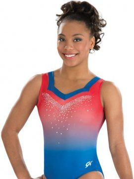 3786 - Lady Liberty Tank Leotard