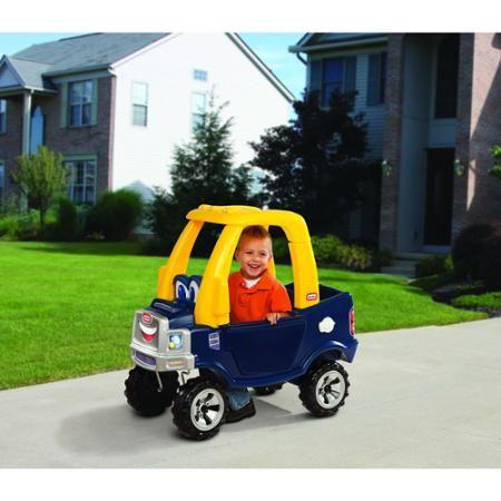 Little Tikes Cozy Truck - Walmart.com