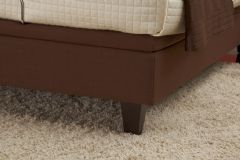 #adjustableelectricbed #adjustablebed #electricbed Adjustable Electric Bed - Leggett  Platt - Chocolate   Luxurious Beds and Linens Ltd.
