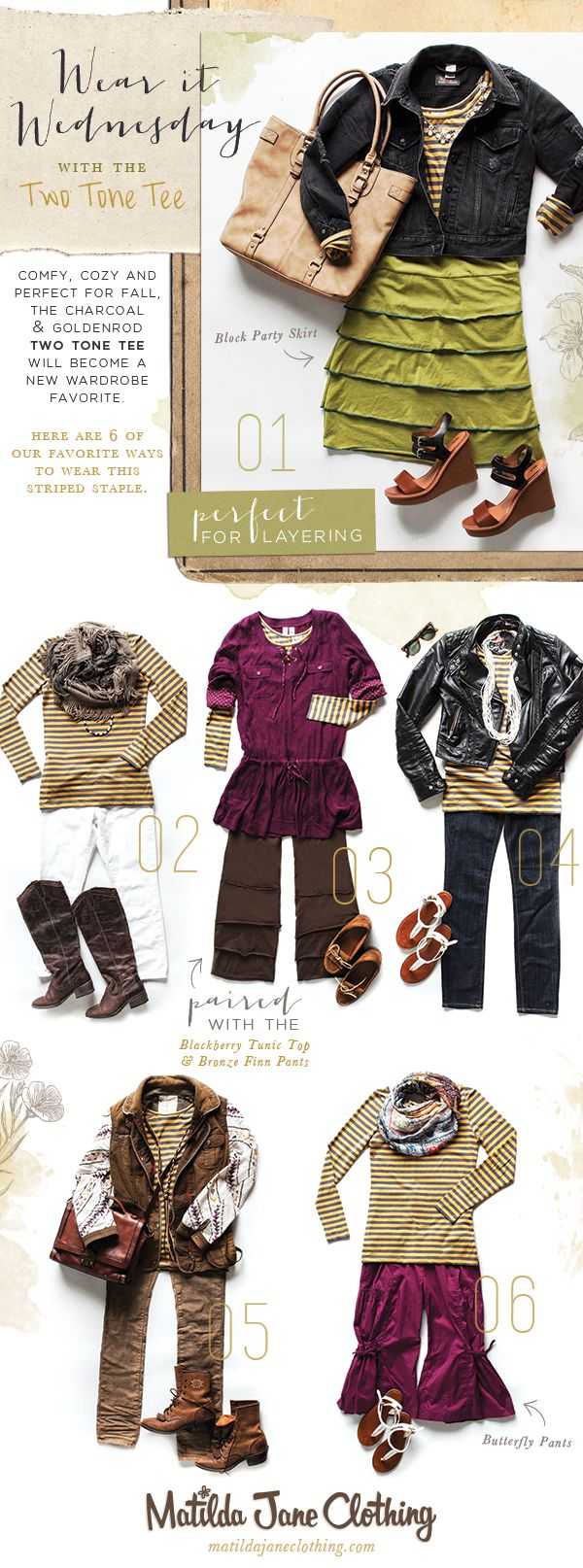 Ma matilda jane good luck trunk coupon code - Ways To Wear It Wednesday
