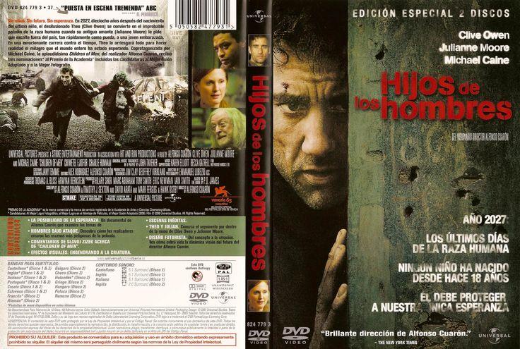 Hijos de los hombres (2006) Reino Unido. Dir.: Alfonso Cuarón. Ciencia ficción. Acción. Cine social.  Enfermidade. Migración DVD CINE 1063a