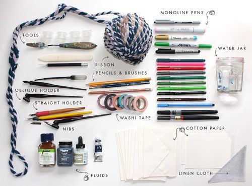 Beginner Calligraphy Essentials Part One This Site Is