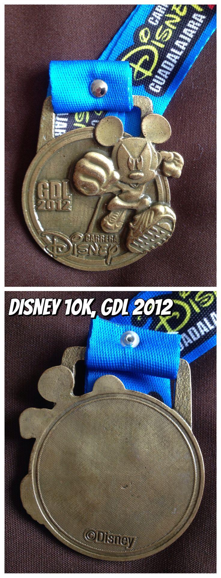 Disney's 10K at Guadalajara 2012