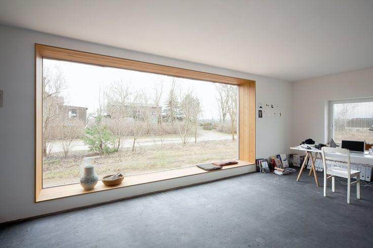 Werkhaus Schütze, Gerswalde (Alemania) - Thomas Kröger Architects