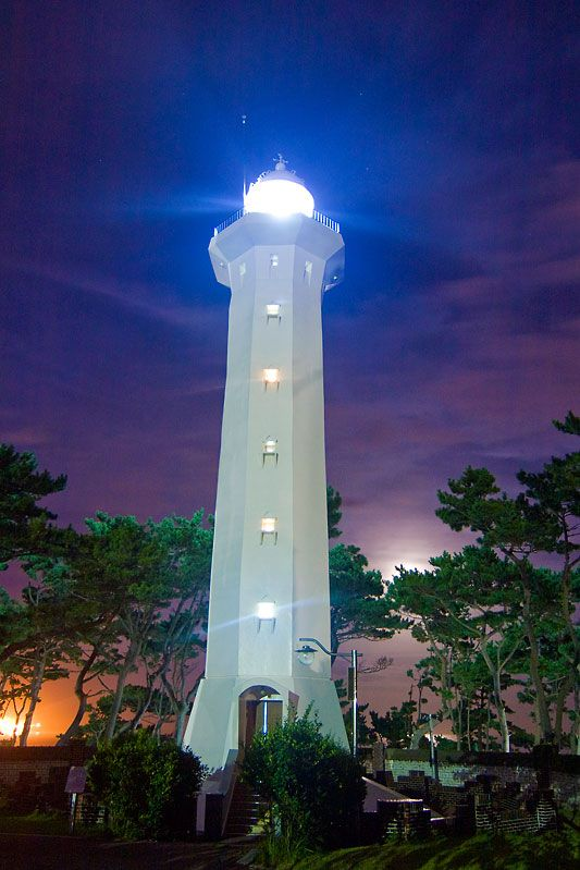 Daewangam Light House, Ulsan, South Korea korean drama fans know about this place kekeke