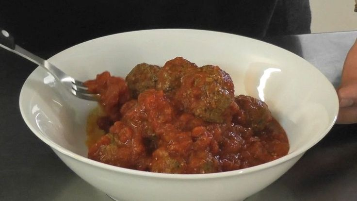 Polpette (meatballs)! Check out our video below!