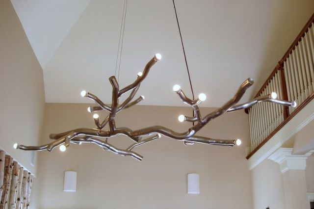 7 Best Twig Lights Images On Pinterest