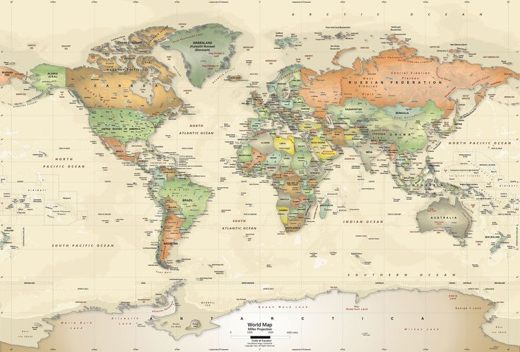 Préféré 232 best carte du monde images on Pinterest | Cards, Worldmap and  SZ69