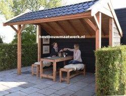 houten-kapschuur-wanden-dakpanplaten