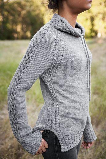 e7881c0d3c I love cabled garments