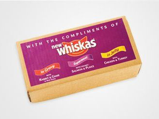 1958 Mars enters the cat food business with a launch of WHISKAS®