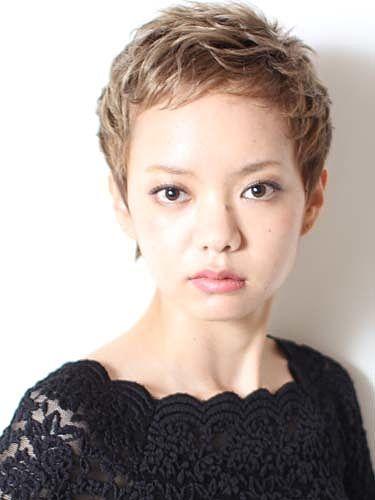 動きやすさ重視のベリーショート☆ ダンスパフォーマンス用のヘアスタイル 髪型・アレンジ・カットの参考に☆