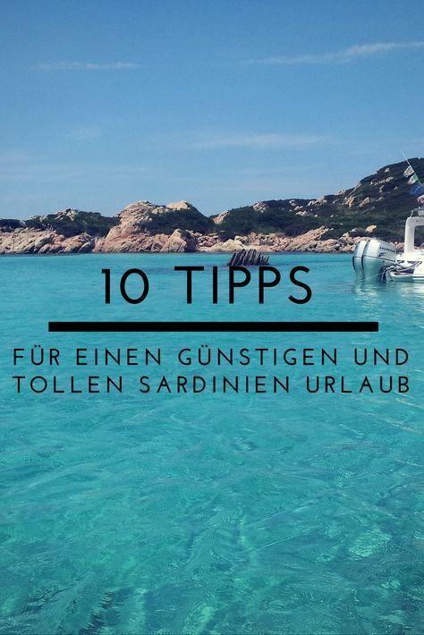 Sardinien Urlaub