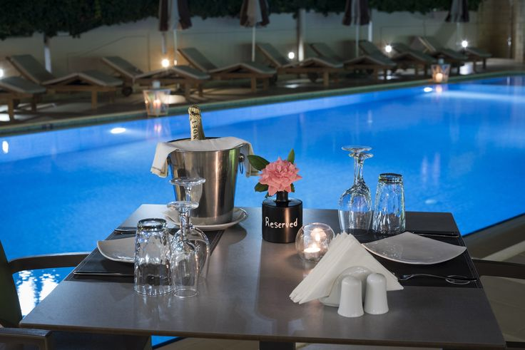 For all of you that are in love, there is nothing that can't be arranged at the Oscar Suites & Village. How about a table for two by the pool in the evening? Perfection!  #Oscar #OscarHotel #OscarSuites #OscarVillage #OscarSuitesVillage #HotelChania #HotelinChania #HolidaysChania #HolidaysinChania #HolidaysCrete #HolidaysAgiaMarina #HotelAgiaMarina #HotelCrete #Crete #Chania #AgiaMarina #VacationCrete #VacationAgiaMarina #VacationChania